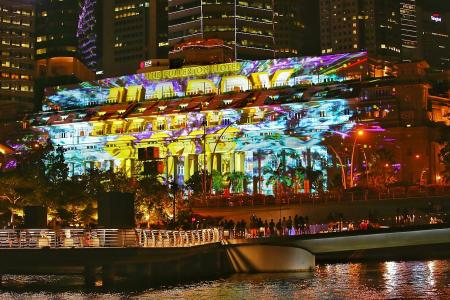 Get ready for more fireworks, more light projections on New Year's Eve