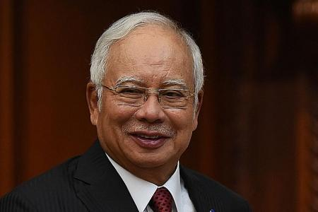 PM Najib to lead protest against US recognition of Jerusalem