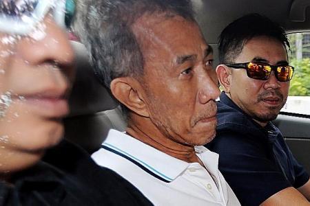 Church caretaker jailed for setting fire inside church