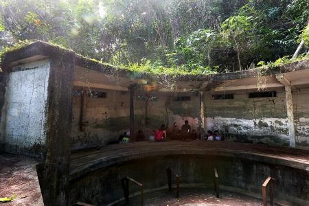 First in-depth archaeology survey  on Pulau Ubin launched