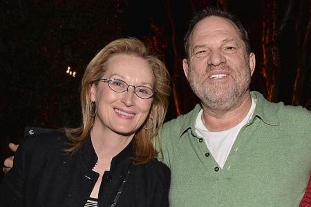 Meryl Streep's brand under threat over Weinstein denials