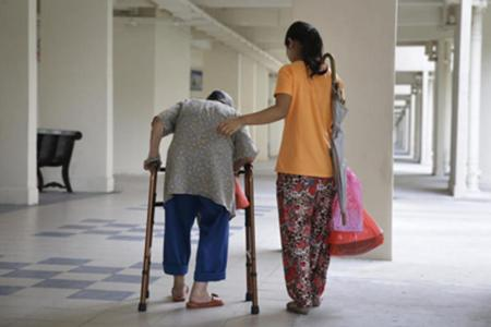 Home denounces study which says most maids here exploited