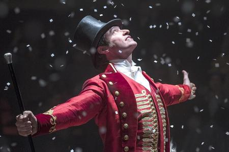 Hugh Jackman rehearsed 10 hours a day for The Greatest Showman