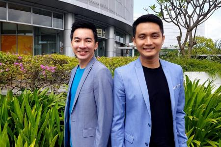 Duo help SMEs build chatbots