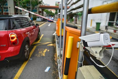 HDB to crack down on carpark fee evaders