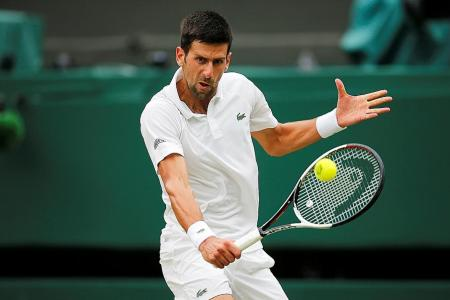 Djokovic more dangerous than ever: Thiem
