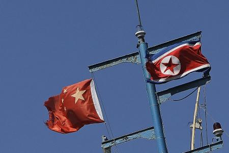 China denies illicitly selling oil to N. Korea