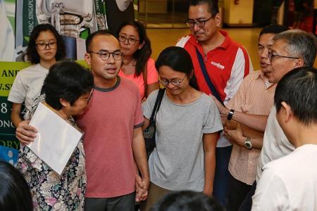 Singaporean cameraman back home after Myanmar detention
