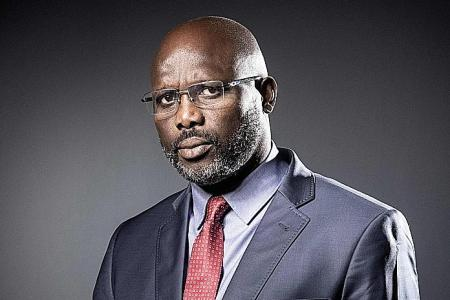 Soccer star George Weah wins Liberian presidential election