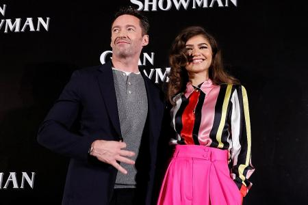 Zendaya is flying high in The Greatest Showman
