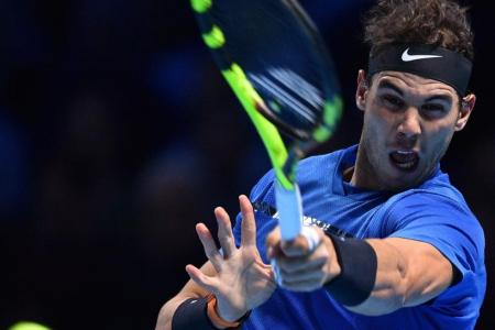 Nadal to make return in Melbourne exhibition event