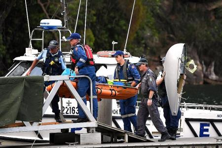 Top British CEO among those dead in Australia seaplane crash