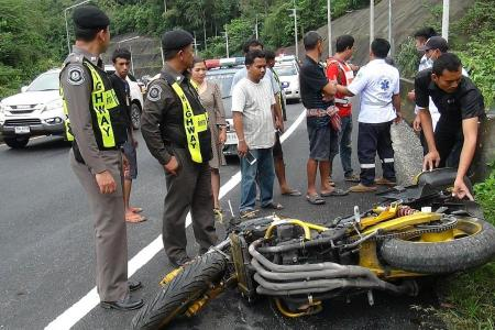 Deaths in Thailand bring overseas crash victims to 7 in 3 weeks