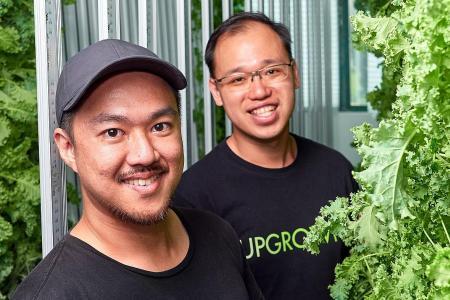 Growing the farming scene