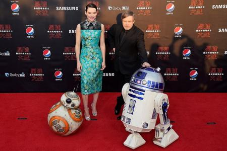 Star Wars: The Last Jedi surpasses US$1 billion in third week