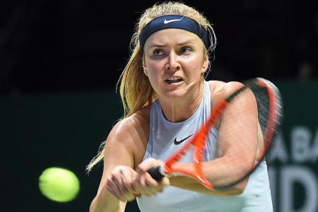 Svitolina eyes Grand Slam title, No.1 spot