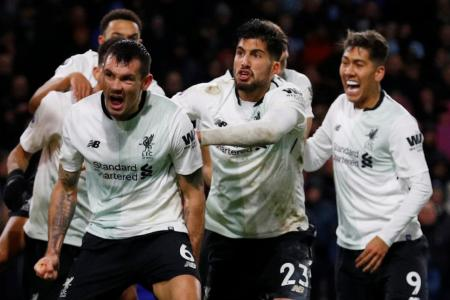 Reds pip Burnley without Salah and Coutinho