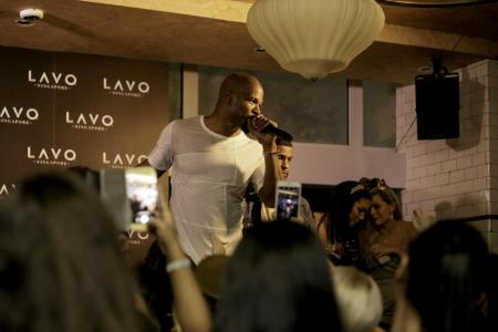 Foxxy start to 2018 with LAVO opening at MBS