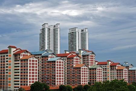 HDB resale prices dip 0.2 per cent in Q4