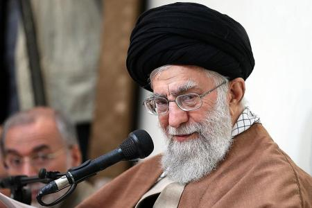 Iran's leader says enemies have stirred unrest in country