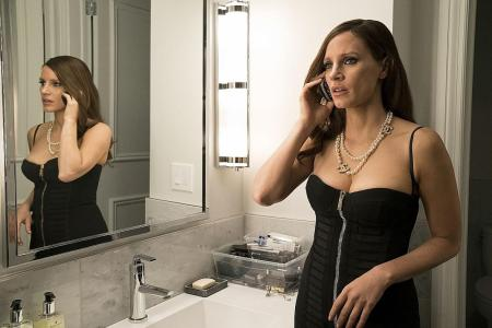 Movie review: Molly's Game