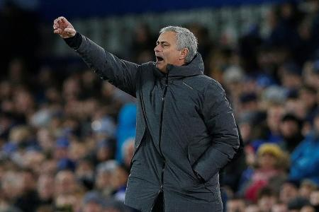Richard Buxton: Mourinho shows old feisty self in New Year