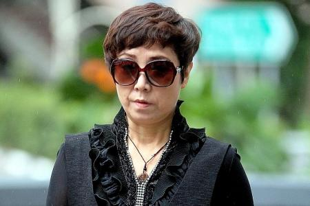 Mother of ex-national table tennis player convicted for offering bribe
