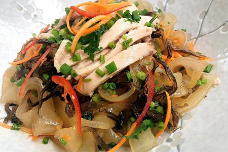 Start the new year with healthy Sichuan-style cold noodles