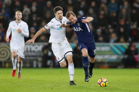 Spurs given glimpse of life without Kane