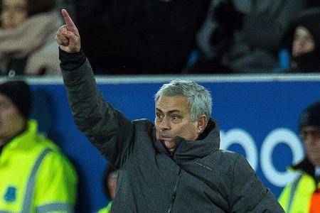 Man United boss Mourinho rubbishes exit talk