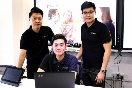 Ex-NYP student's father disapproved of his business then son hired him