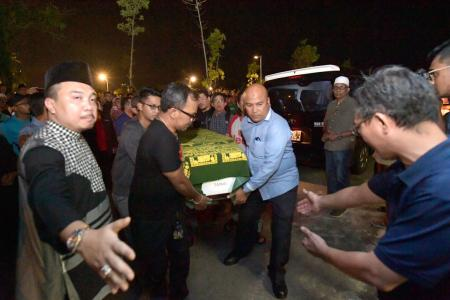 Woman killed in Port Dickson accident was meant to be a grandmother