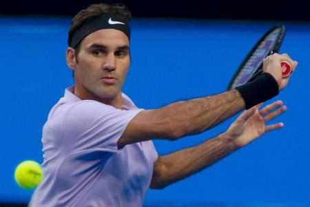 Federer maintains perfect start to 2018
