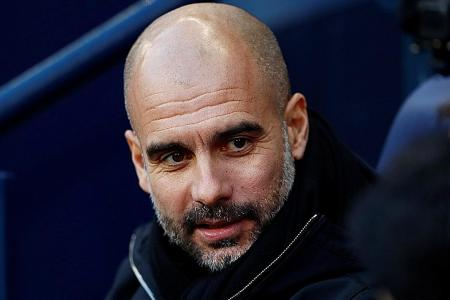 Guardiola apologises to Dyche after touchline row