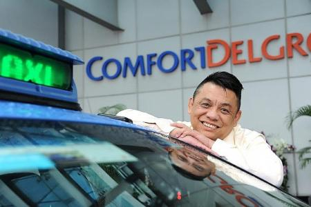 Cabby goes extra mile for hurt man