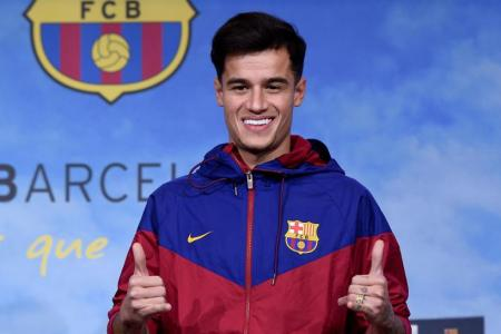 Coutinho: I want to win trophies with Barca