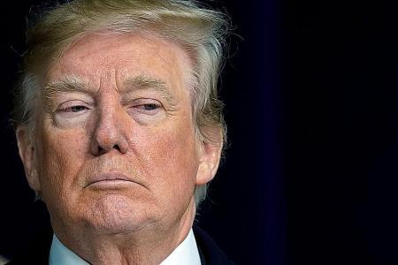 Trump assails 'Fake Book' as aide hails him a 'political genius'