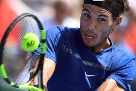 Nadal, Wawrinka looking forward to Australian Open
