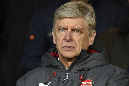 Beginning of the end for Wenger?