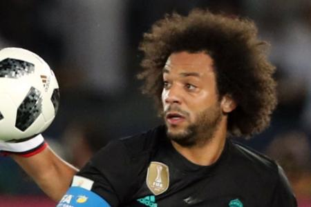 We feel like we're sinking, says Real's Marcelo
