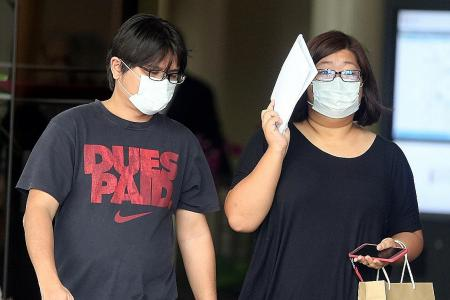 Couple jailed and fined for vice website