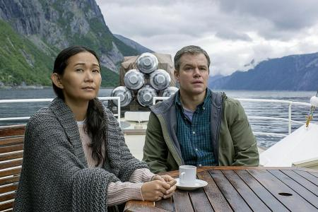 Movie review: Downsizing