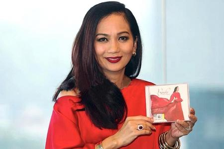Malaysian singer Sheila Majid returns to Singapore for March 3 concert
