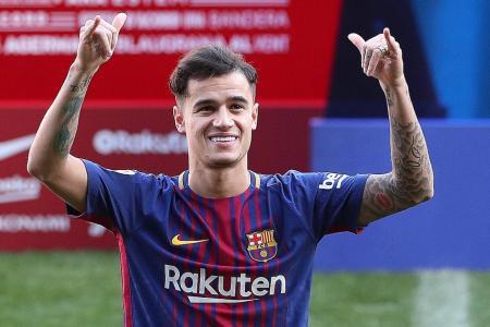 Barcelona's claim of Coutinho discount untrue: Report