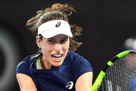 Konta, Venus make early exits in Sydney