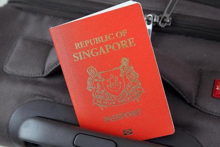 Singapore passport world's second-most powerful: Index