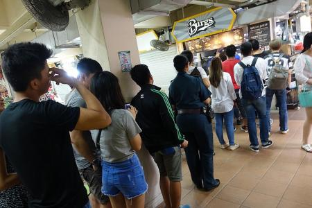 Burgs: The slick hawker burger joint