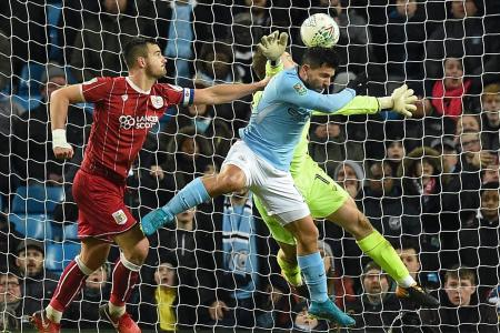 Man City Express shows signs of slowing down
