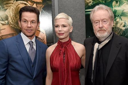 Hollywood uproad over Mark Wahlberg-Michelle Williams pay gap