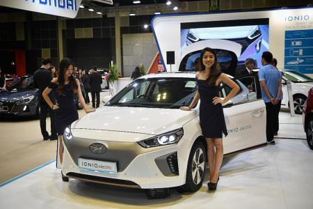 New car models to look out for at Singapore Motorshow 2018
